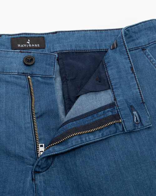 Spodnie Navigare NV55185SB_006 granatowy