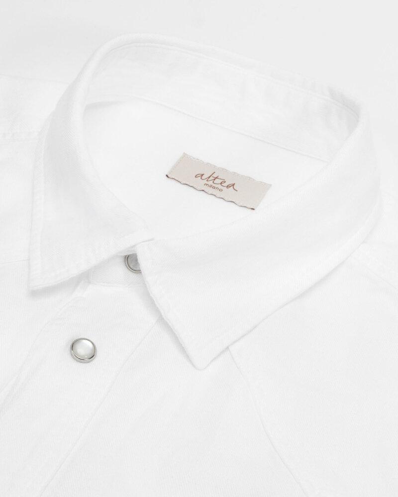 Koszula Altea 2054063_29 biały - fot:2