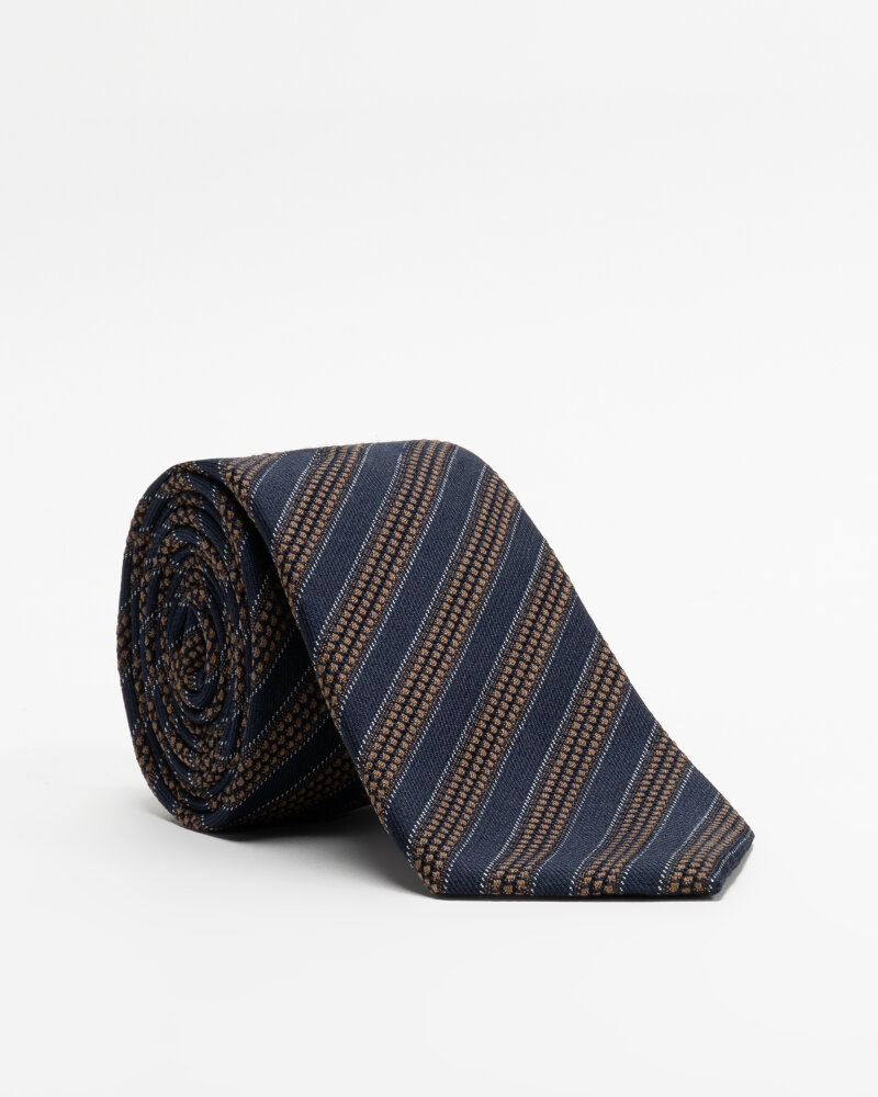 Krawat Altea 2015406_3 brązowy - fot:1