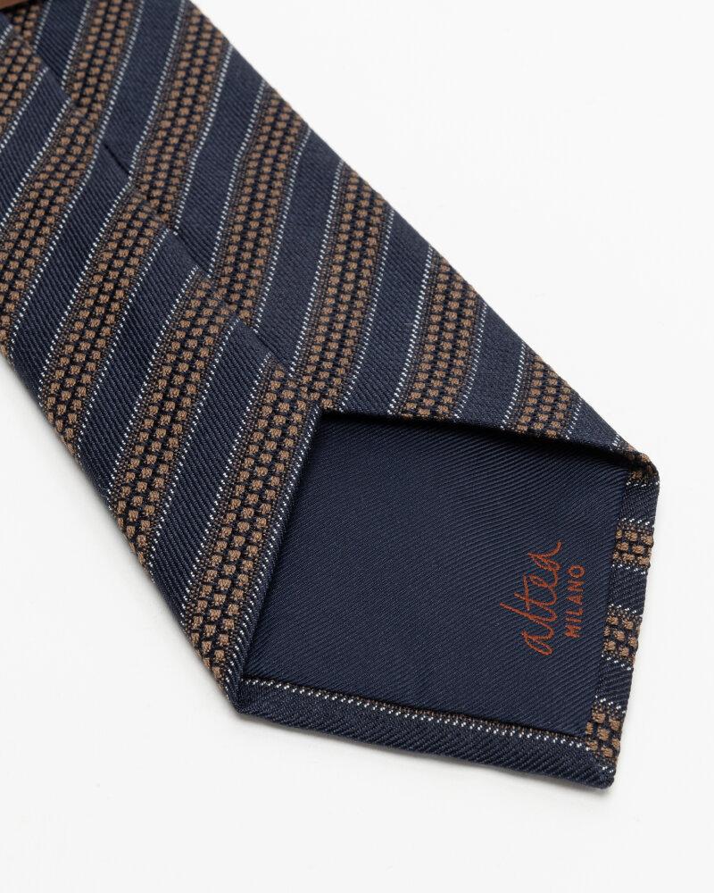 Krawat Altea 2015406_3 brązowy - fot:3
