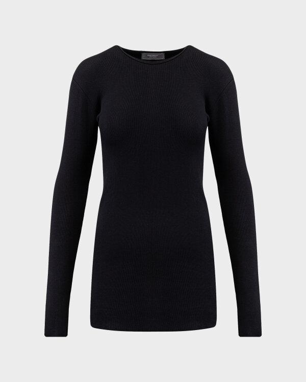 T-Shirt Fraternity WL21_MOLLY_BLACK czarny