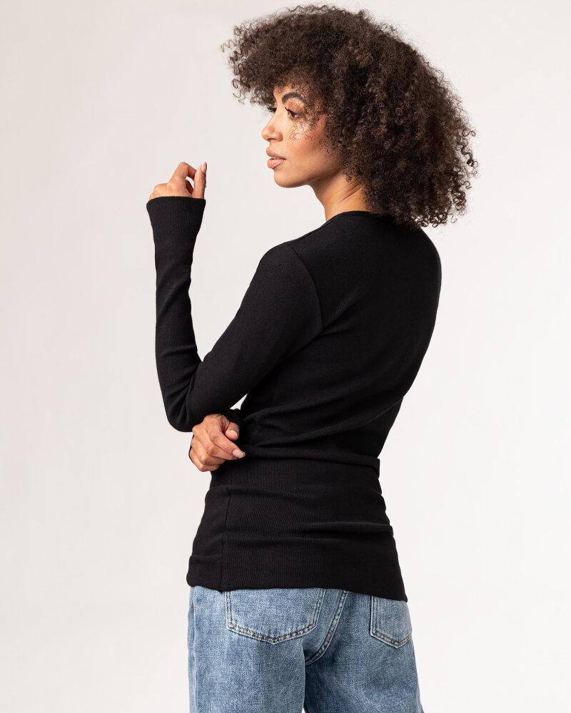 T-Shirt Fraternity WL21_MOLLY_BLACK czarny - fot:4