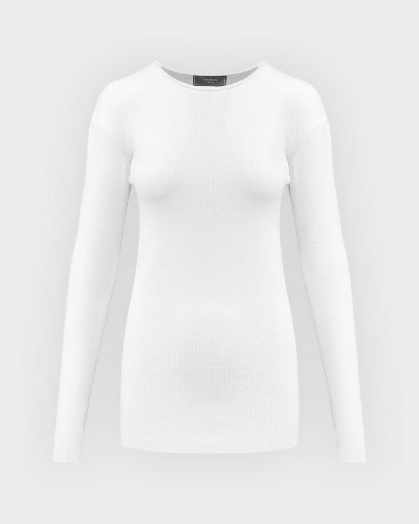 T-Shirt Fraternity WL21_MOLLY_WHITE biały