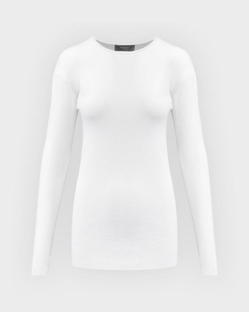 T-Shirt Fraternity WL21_MOLLY_WHITE biały - fot:1