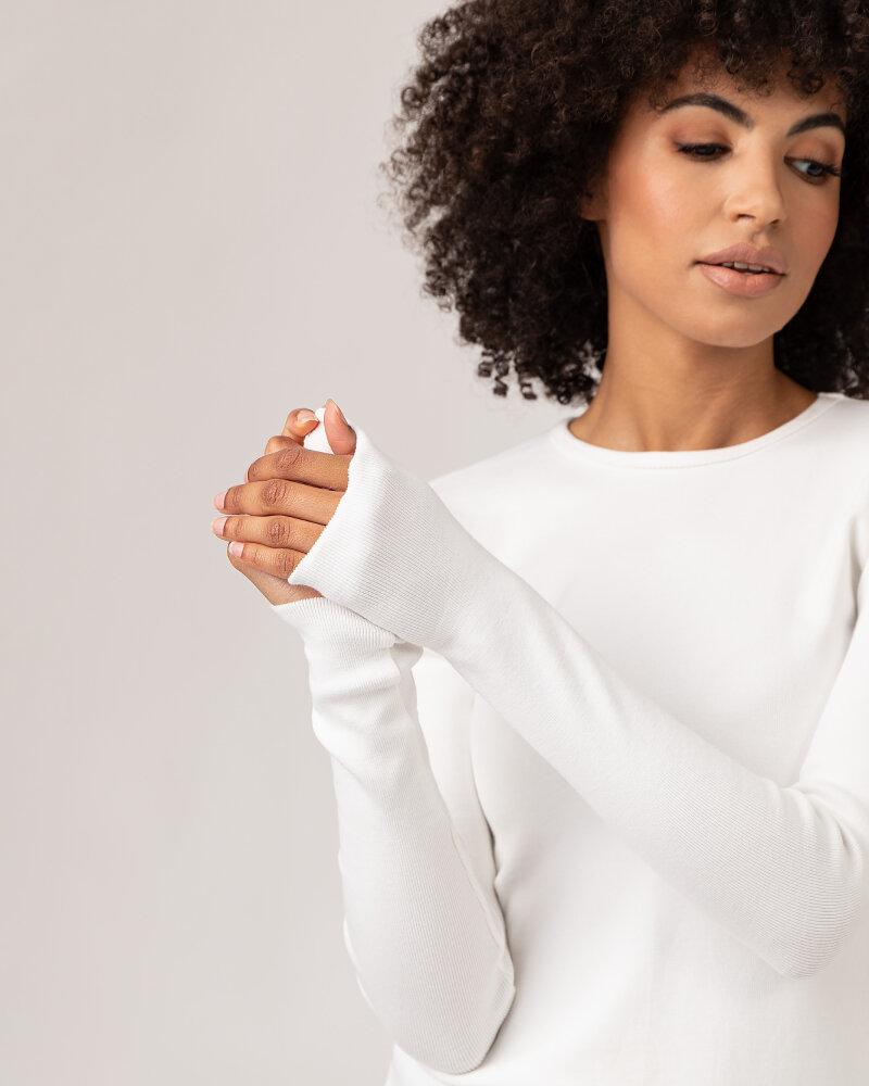 T-Shirt Fraternity WL21_MOLLY_WHITE biały - fot:6