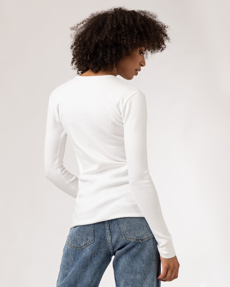 T-Shirt Fraternity WL21_MOLLY_WHITE biały - fot:7