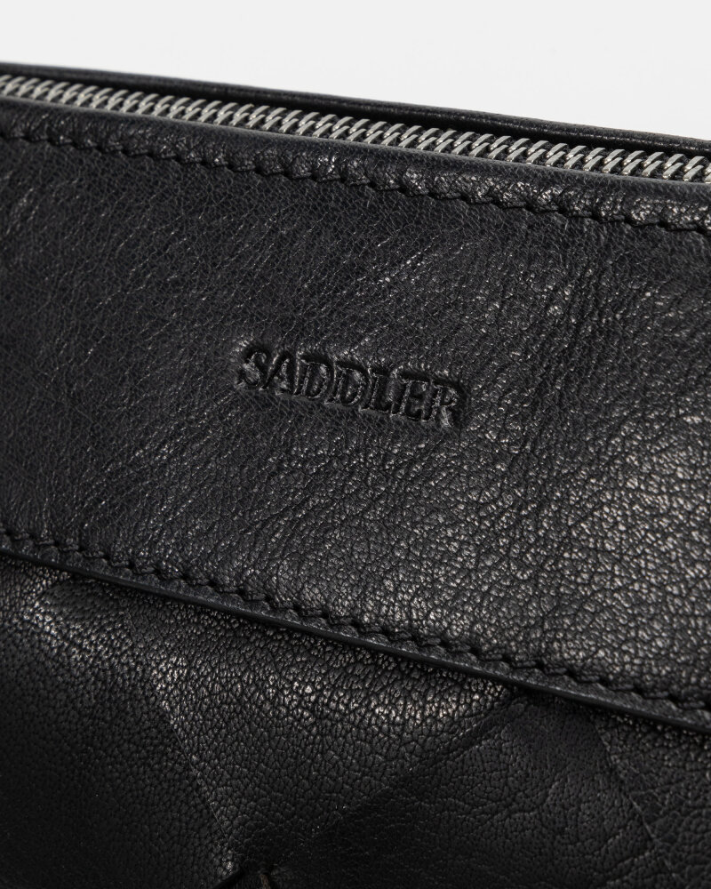 Torba Saddler 114030001_BLACK czarny - fot:3