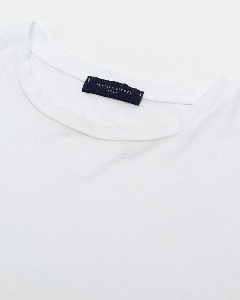 T-Shirt Daniele Fiesoli DF0612_01 biały - fot:2