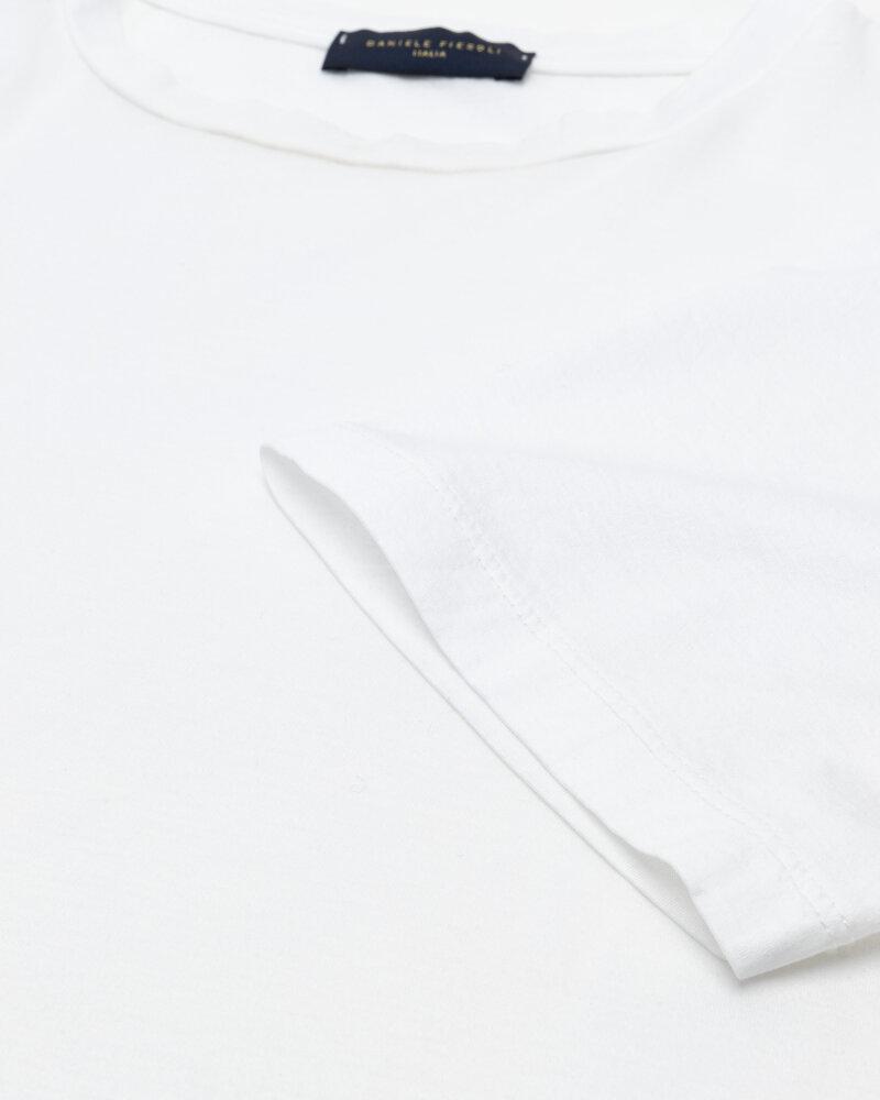 T-Shirt Daniele Fiesoli DF0612_01 biały - fot:3