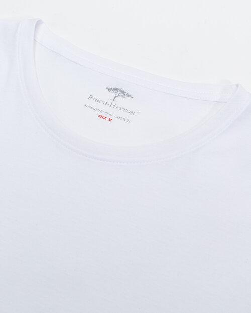 T-Shirt Fynch-Hatton 00001100_000 biały