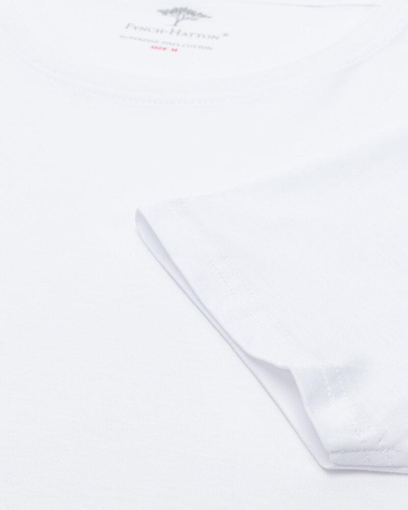 T-Shirt Fynch-Hatton 00001100_000 biały - fot:3