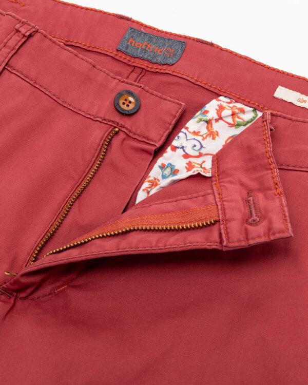Spodnie Hattric 5278677455_54 czerwony