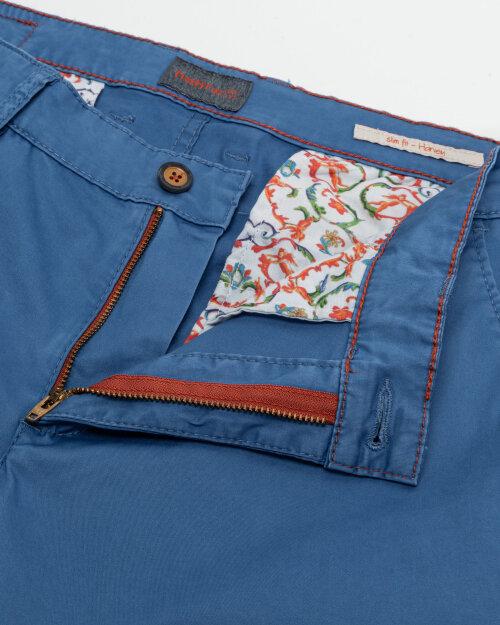 Spodnie Hattric 5278677455_42 niebieski