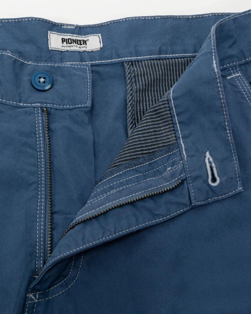 Szorty Pioneer Authentic Jeans 03764_01336_524 niebieski - fot:2