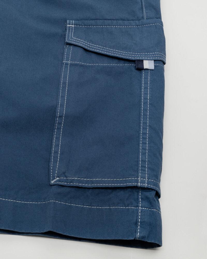 Szorty Pioneer Authentic Jeans 03764_01336_524 niebieski - fot:5