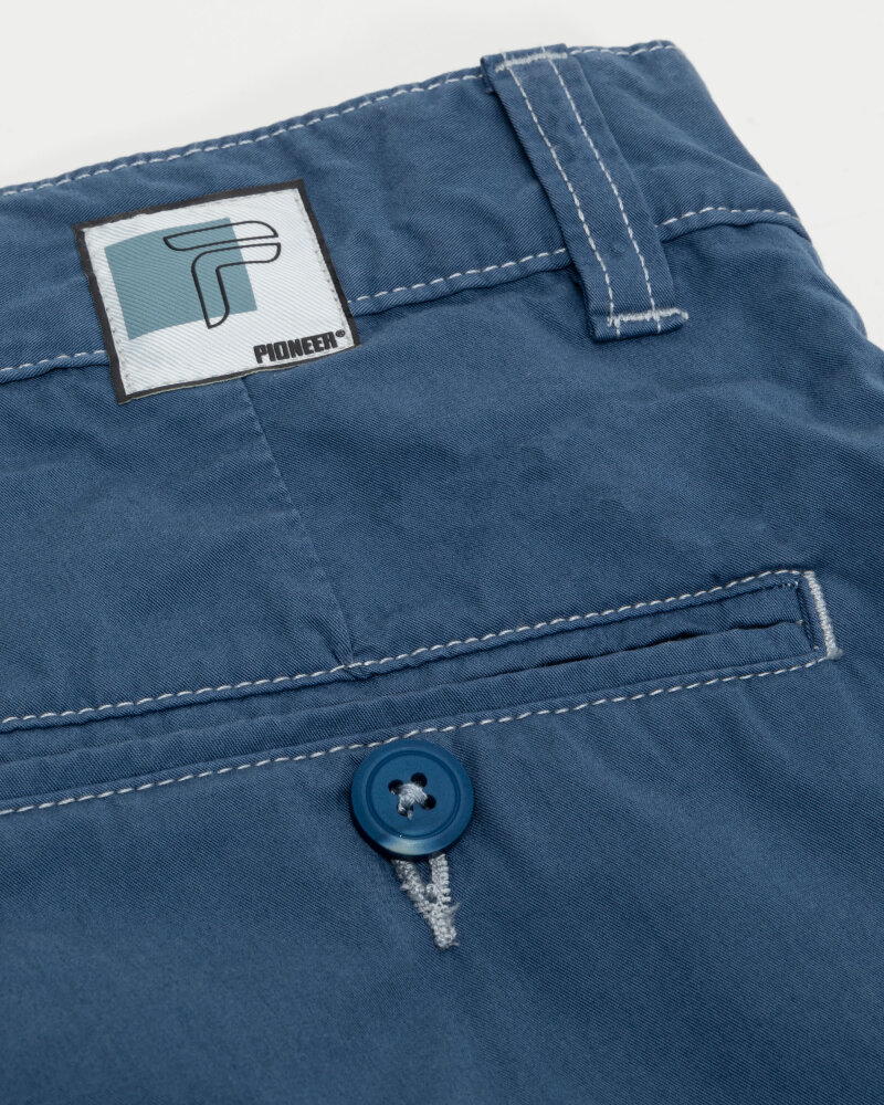 Szorty Pioneer Authentic Jeans 03764_01336_524 niebieski - fot:6