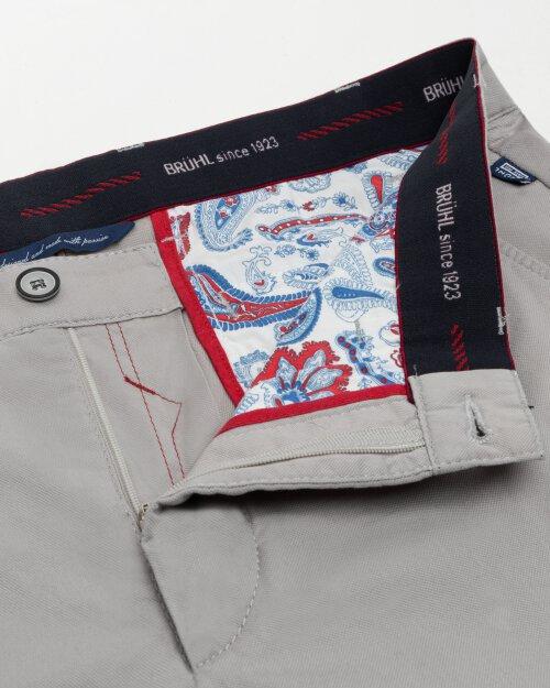 Spodnie Brühl London_0643185010100_700 szary