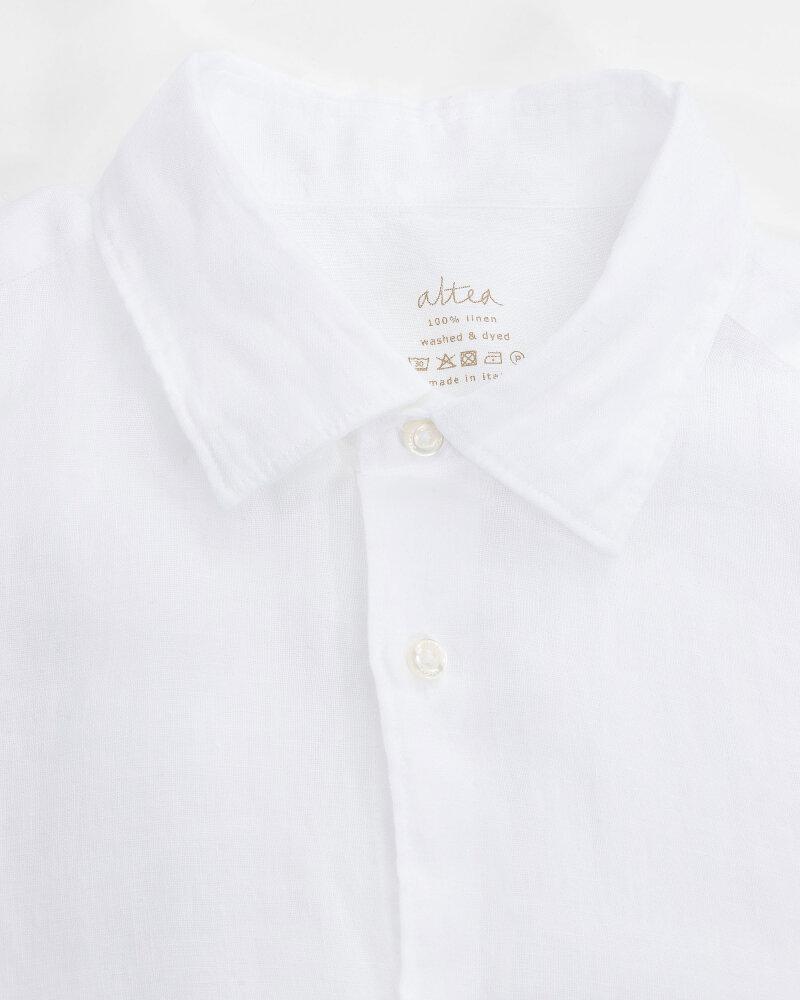 Koszula Altea 2054001_29 amarantowy - fot:2