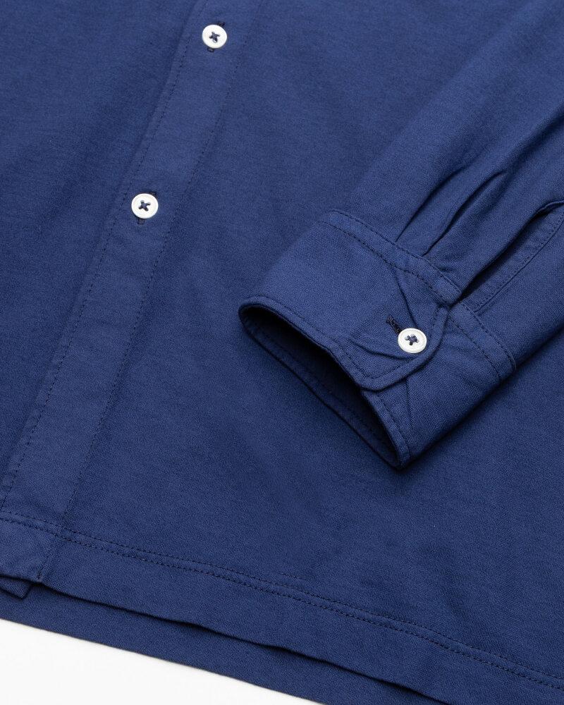 Koszula Altea 2054200_2 granatowy - fot:3