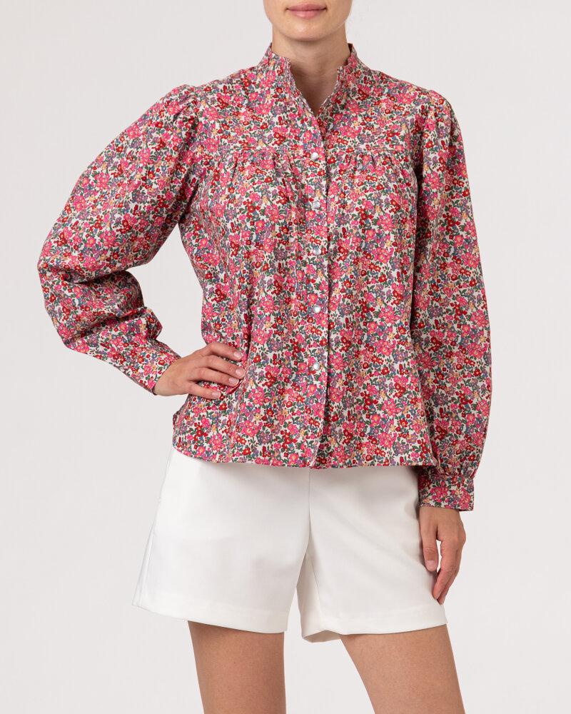 Koszula Lollys Laundry 21202_2002_FLOWER PRINT różowy - fot:2
