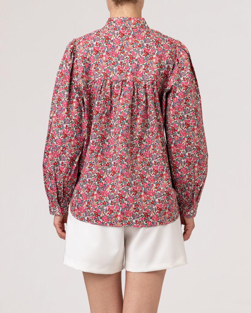 Koszula Lollys Laundry 21202_2002_FLOWER PRINT różowy - fot:4