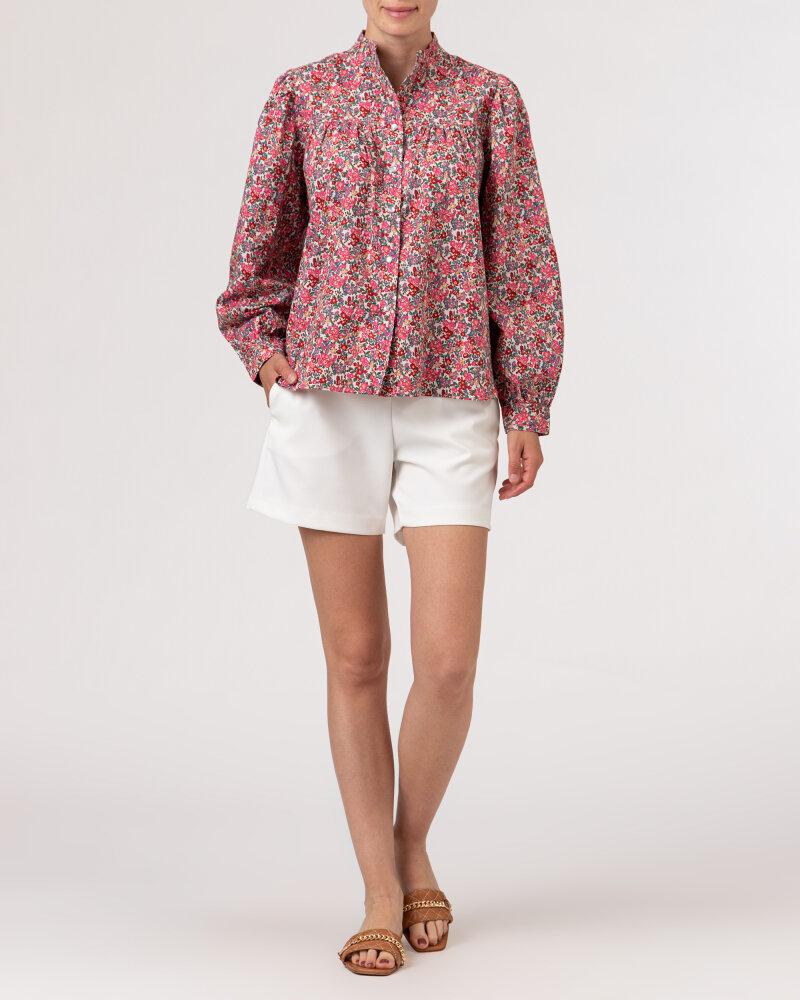 Koszula Lollys Laundry 21202_2002_FLOWER PRINT różowy - fot:5