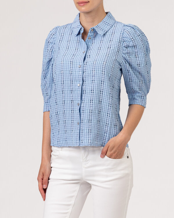 Koszula Lollys Laundry 21207_2001_LIGHT BLUE błękitny