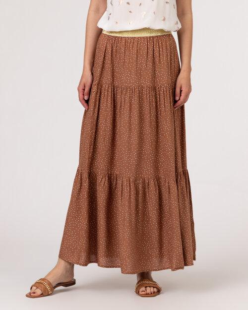 Spódnica Lollys Laundry 21223_400_HAZEL brązowy