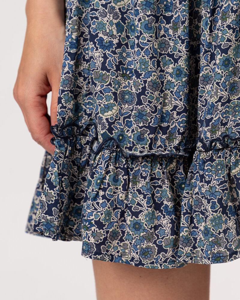 Spódnica Lollys Laundry 21230_4006_DARK BLUE granatowy - fot:3