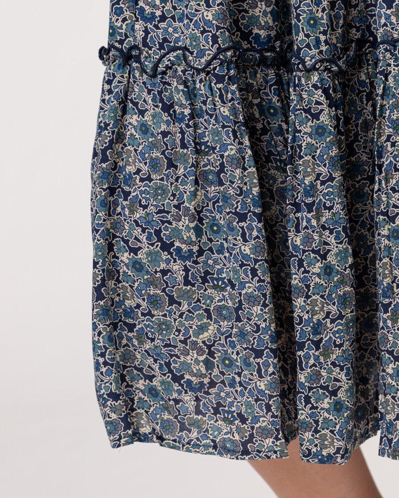Spódnica Lollys Laundry 21230_4007_DARK BLUE granatowy - fot:3