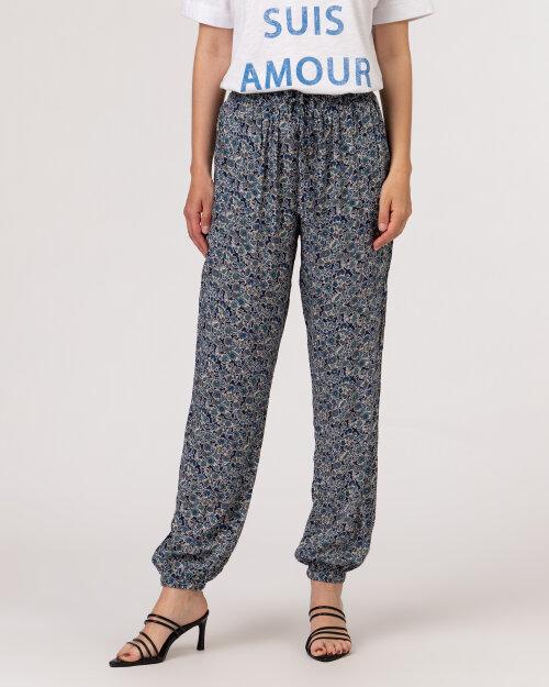 Spodnie Lollys Laundry 21230_5012_DARK BLUE granatowy