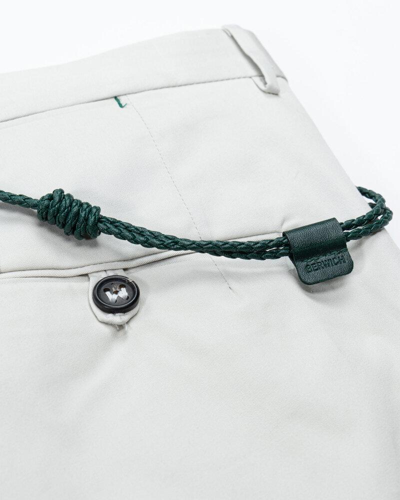 Spodnie Berwich PU07SCMILANOTS1647X_ICE jasnoszary - fot:4