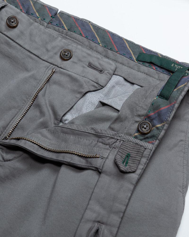 Spodnie Berwich PU07SCMILANOBN0002BX_TORTOR szary - fot:2