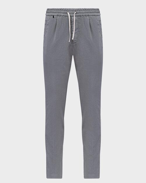 Spodnie Berwich PU07SPIAGGIARETROPU0_TORTOR szary