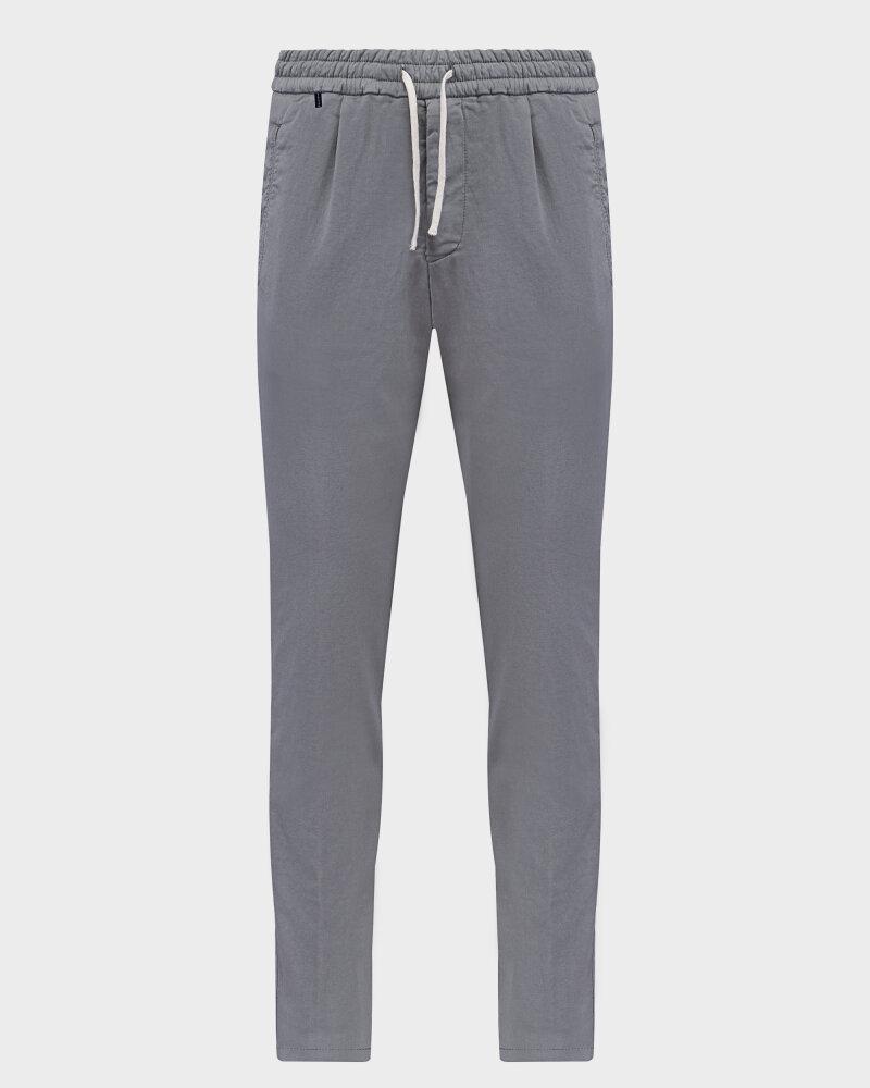 Spodnie Berwich PU07SPIAGGIARETROPU0_TORTOR szary - fot:1