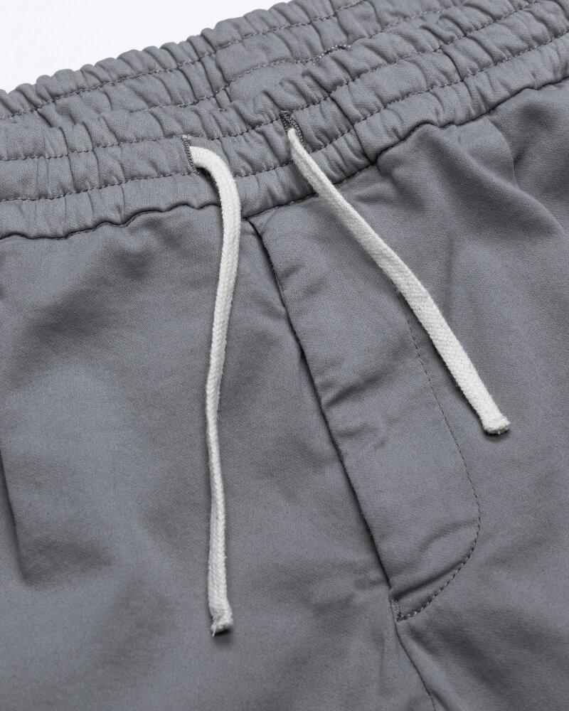 Spodnie Berwich PU07SPIAGGIARETROPU0_TORTOR szary - fot:2