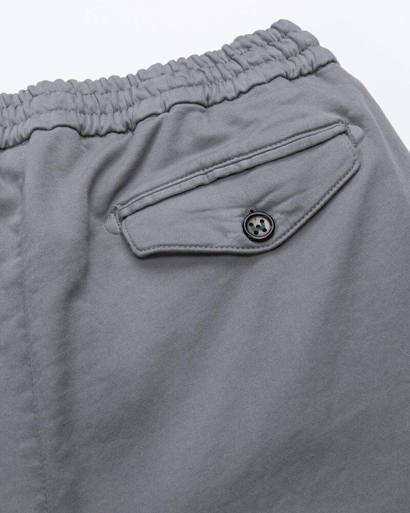 Spodnie Berwich PU07SPIAGGIARETROPU0_TORTOR szary - fot:3