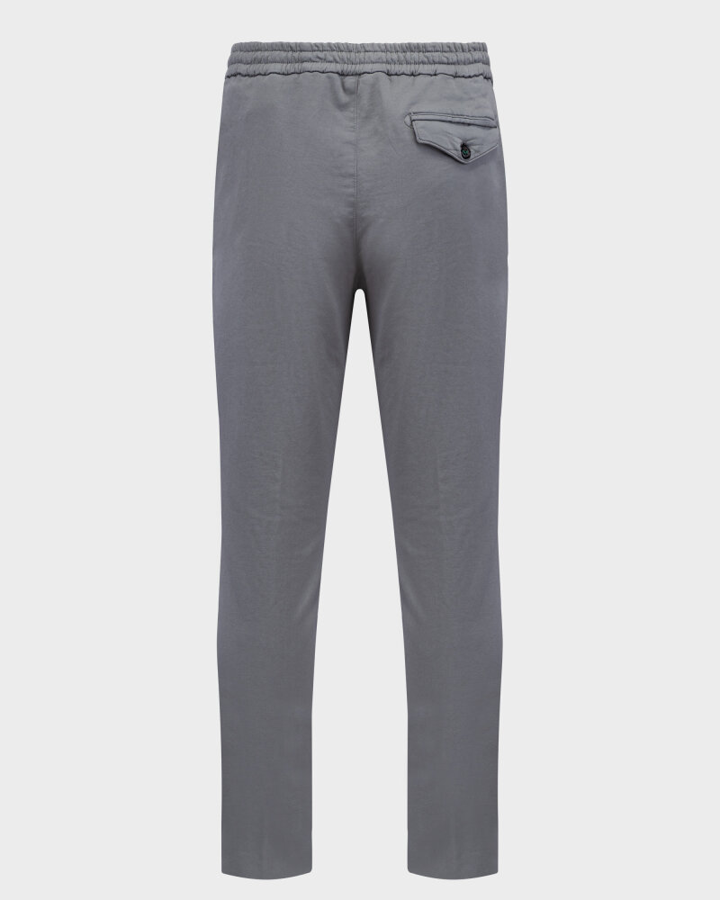 Spodnie Berwich PU07SPIAGGIARETROPU0_TORTOR szary - fot:4