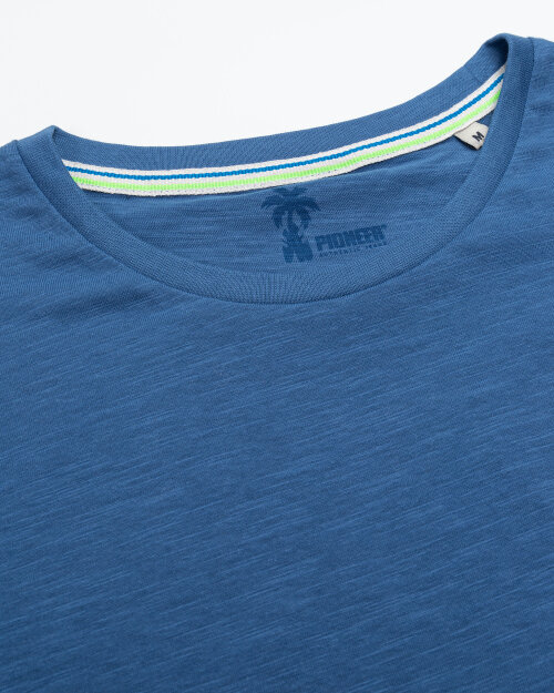 T-Shirt Pioneer Authentic Jeans 07363_04564_537 granatowy