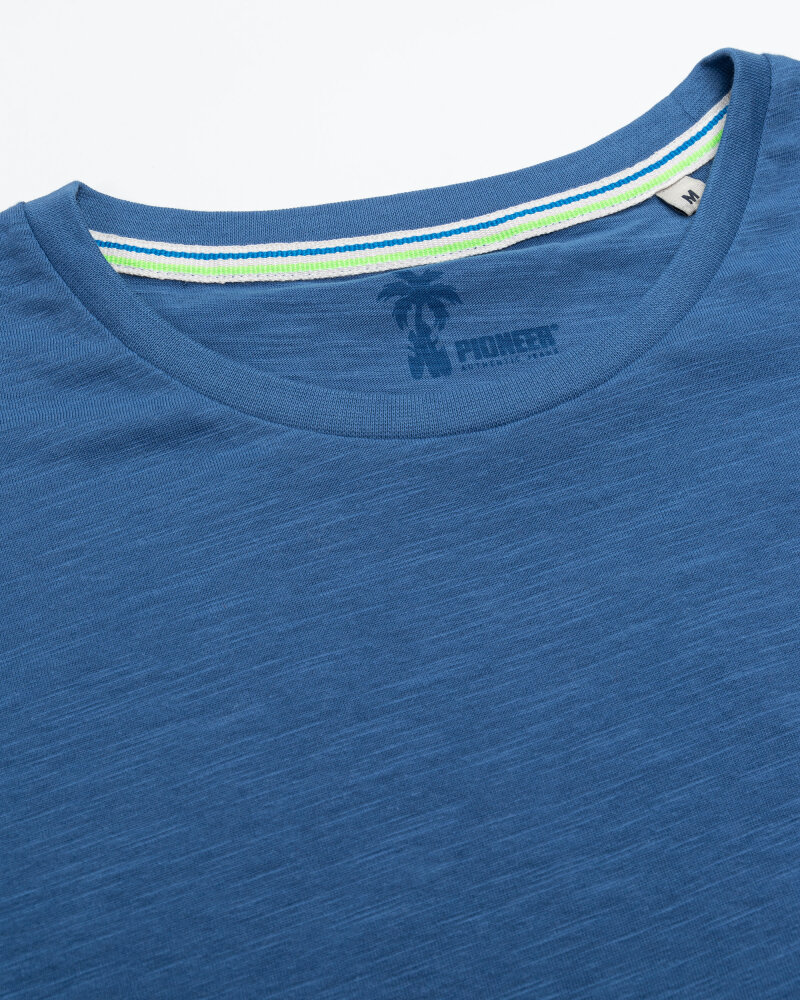T-Shirt Pioneer Authentic Jeans 07363_04564_537 granatowy - fot:2