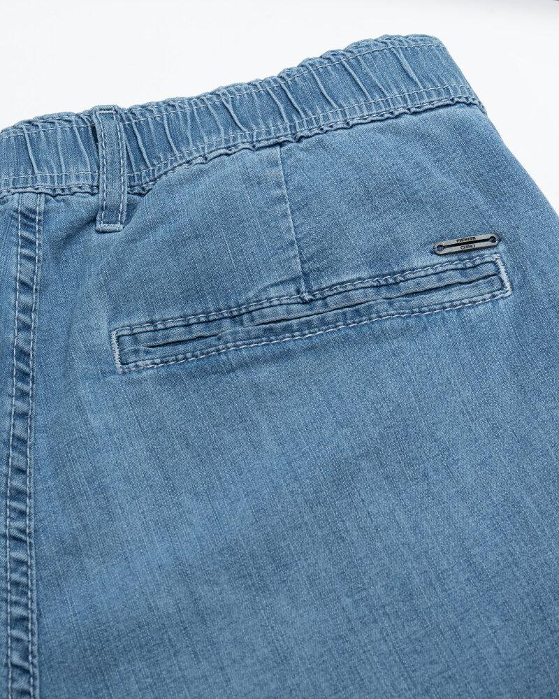 Szorty Pioneer Authentic Jeans 09914_01315_18 niebieski - fot:3