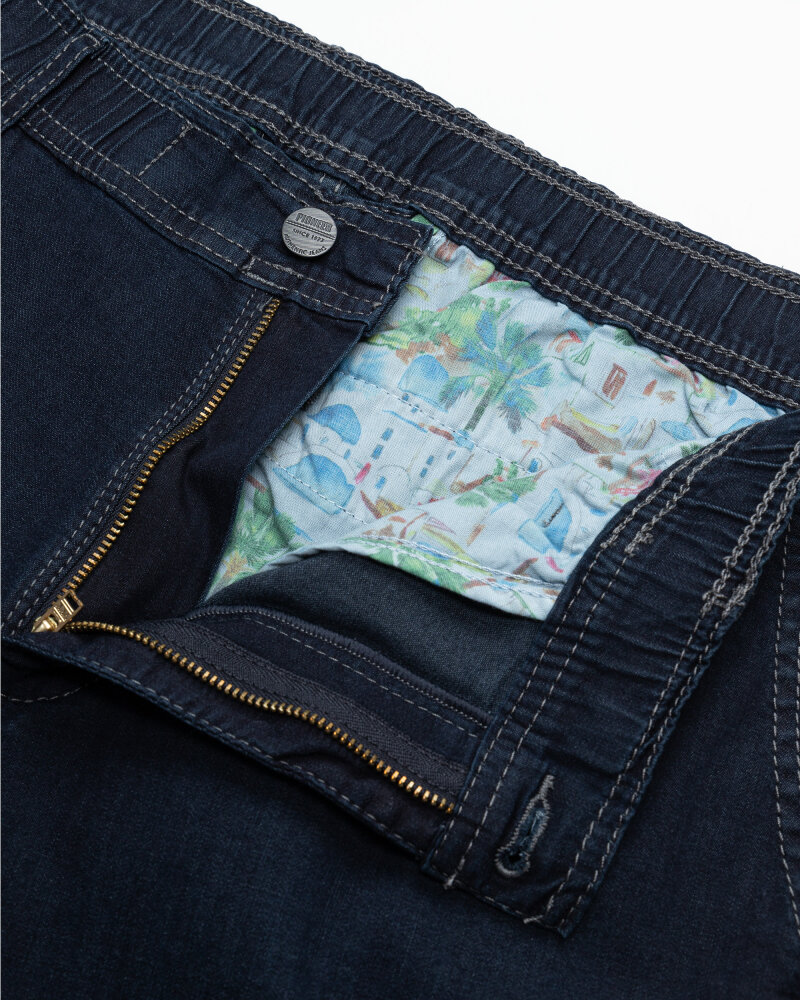 Szorty Pioneer Authentic Jeans 09928_01315_14 granatowy - fot:2
