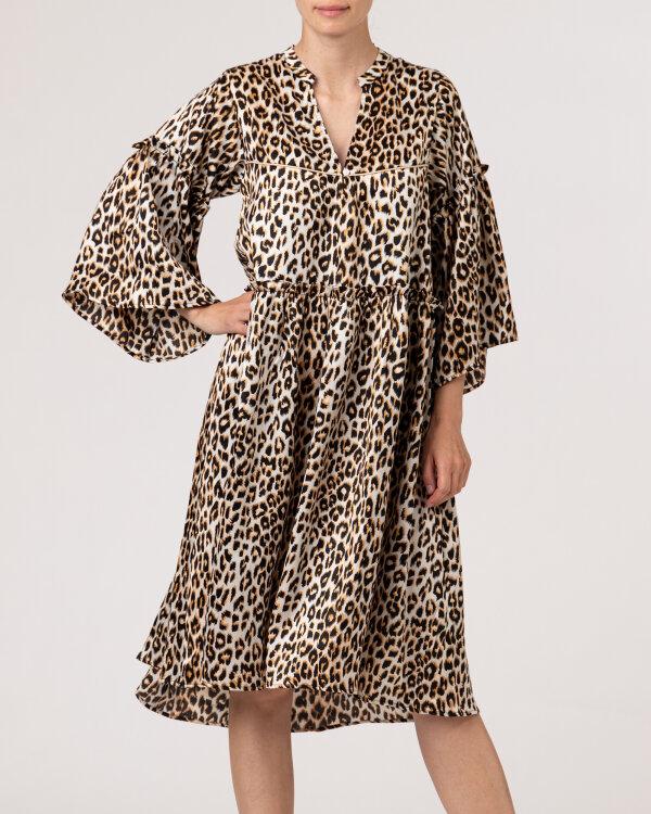 Sukienka Lollys Laundry 21213_3009_LEOPARD PRINT beżowy