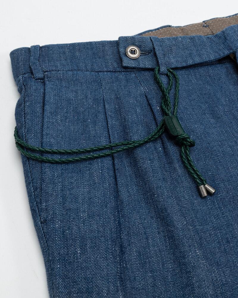 Spodnie Berwich PU07RAFFIDE1025X_BLUE niebieski - fot:3