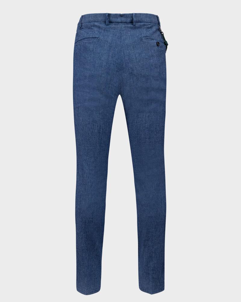 Spodnie Berwich PU07RAFFIDE1025X_BLUE niebieski - fot:5