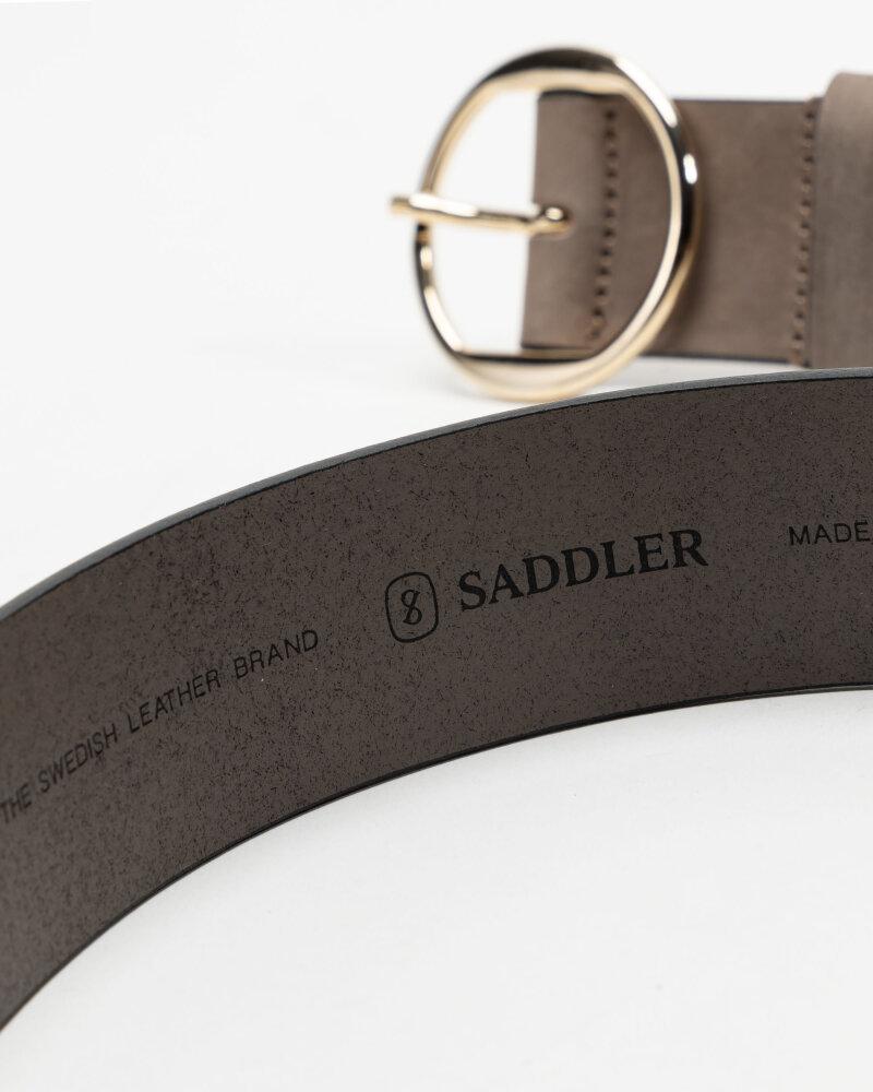 Pasek Saddler 773030727_ELEPHANT szary - fot:3