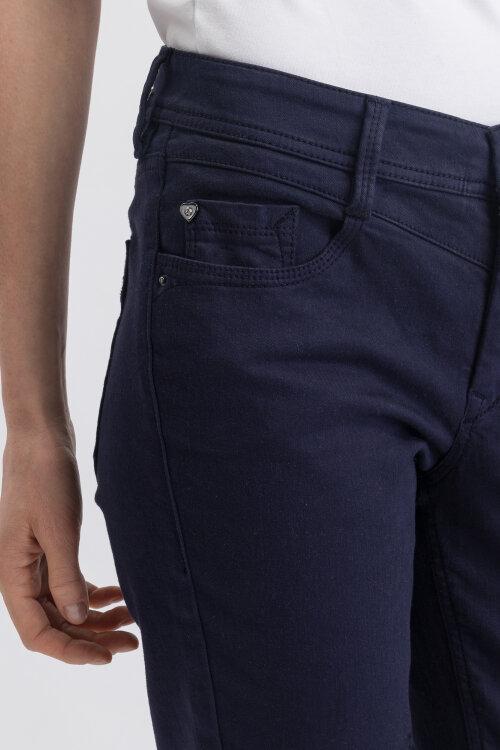 Spodnie Atelier Gardeur ZURI108 81421_58 granatowy