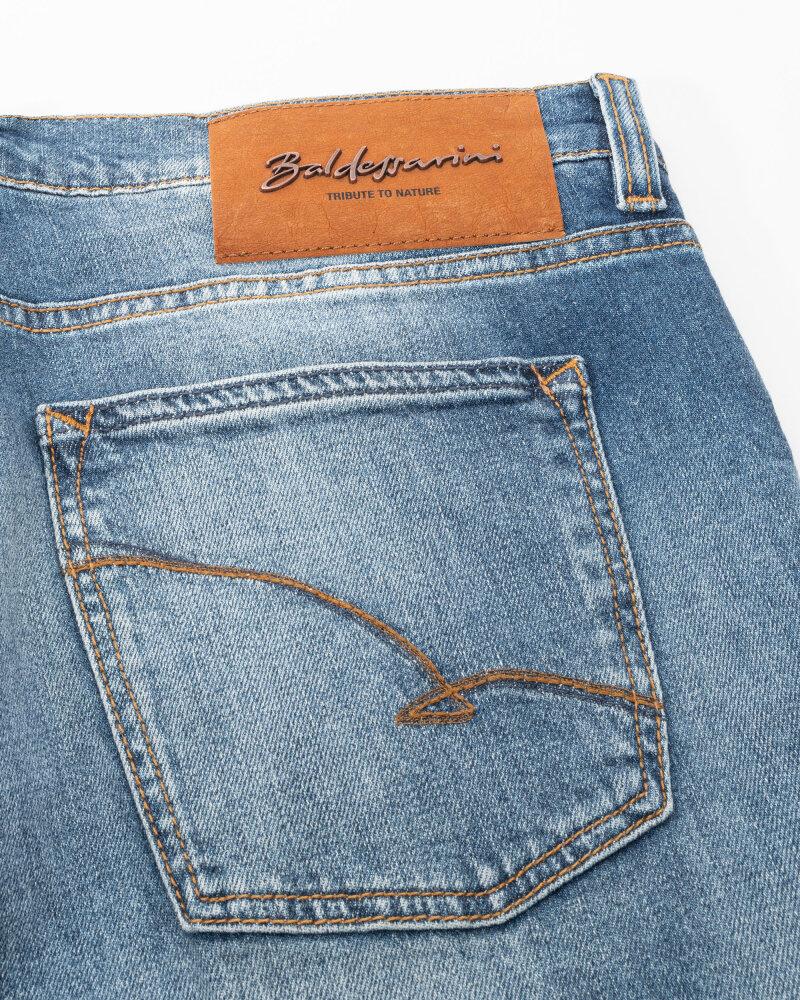 Spodnie Baldessarini 01424_16511_32 niebieski - fot:4