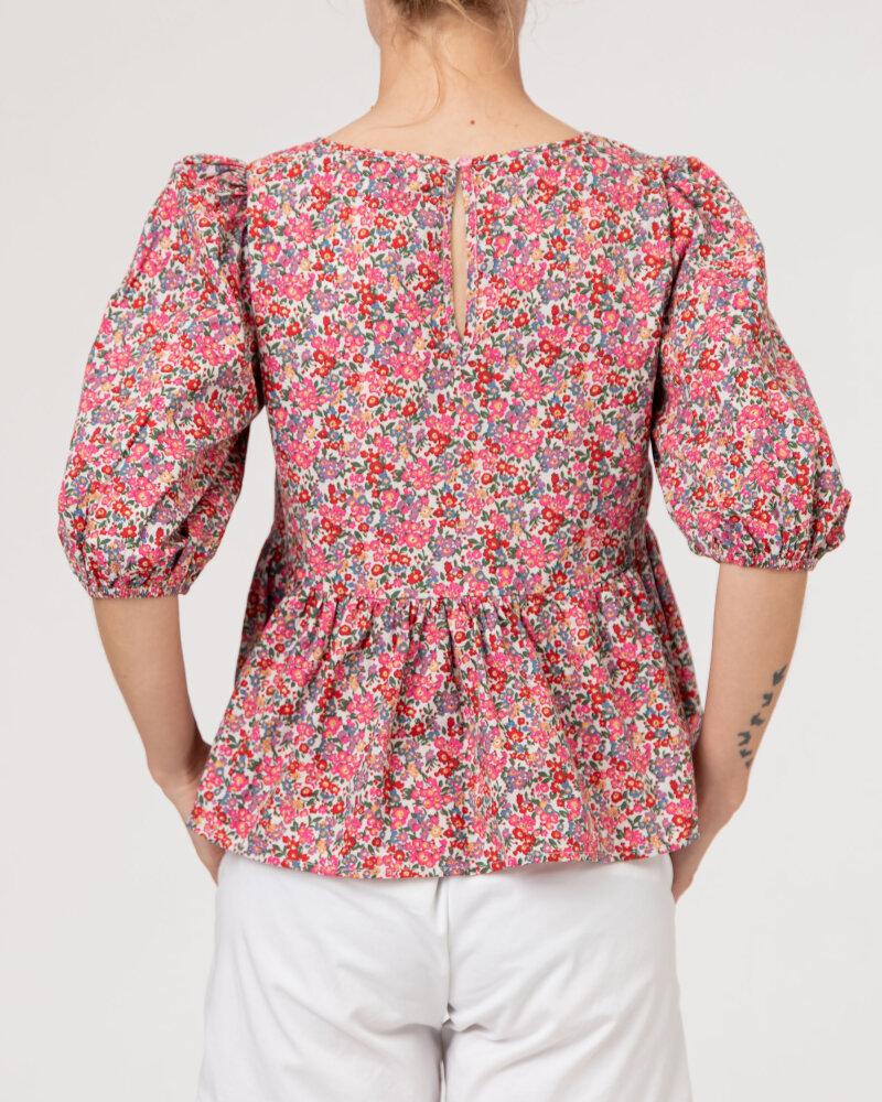 Bluzka Lollys Laundry 21202_1007_FLOWER PRINT różowy - fot:4