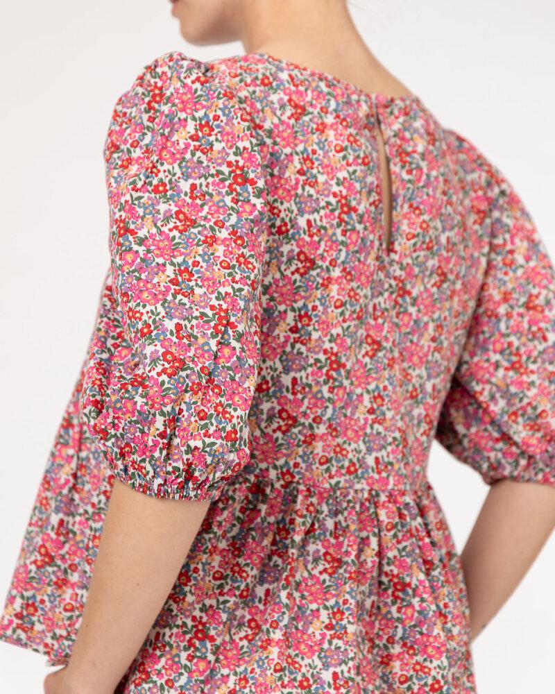 Bluzka Lollys Laundry 21202_1007_FLOWER PRINT różowy - fot:5